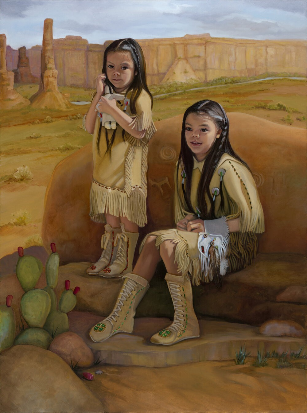 Gathering Traditions by sharon brening