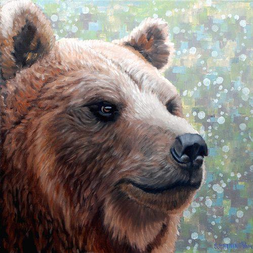 mr bear by sharon brening
